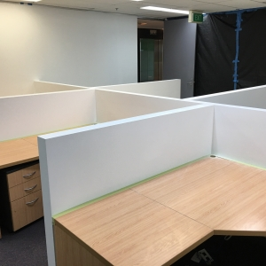 Milson Point Office fitout